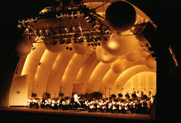 HOLLYWOOD BOWL SHELL REMODEL