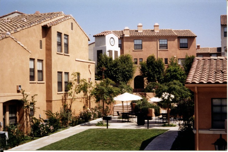Carson Street Grace Avenue Housing (The Villagio)