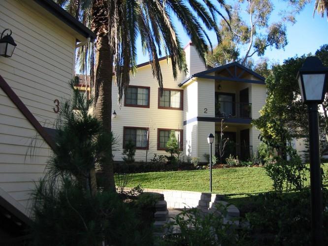Bird Park Family Housing