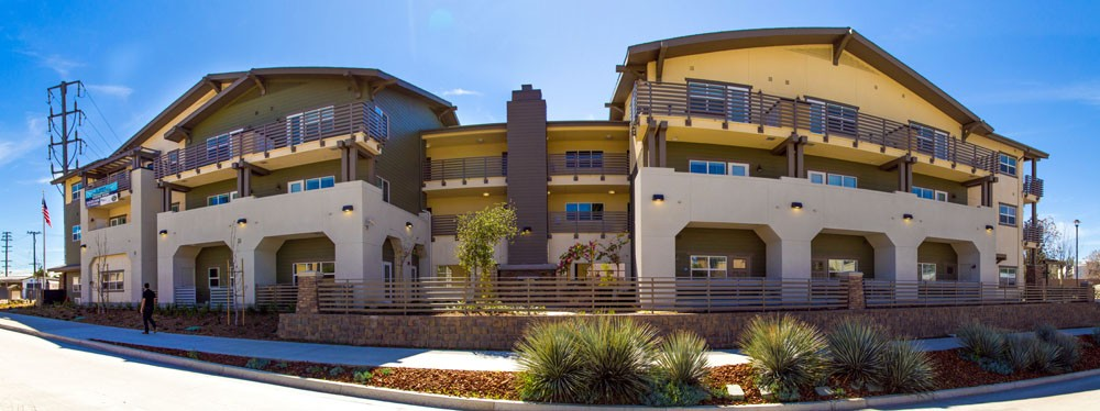 El Monte Veterans Village