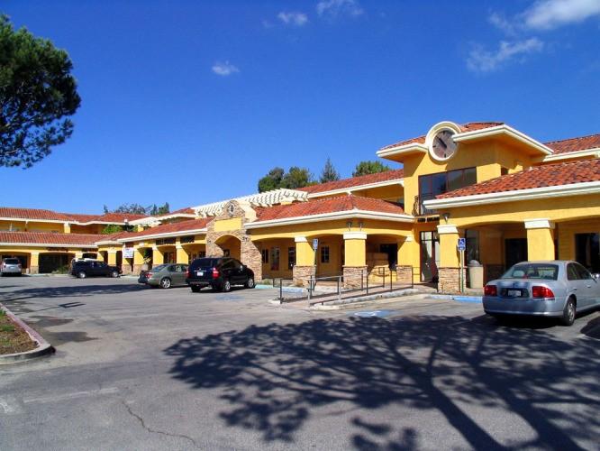El Paseo Market Place Remodel