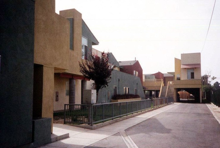 El Segundo Terrace Housing