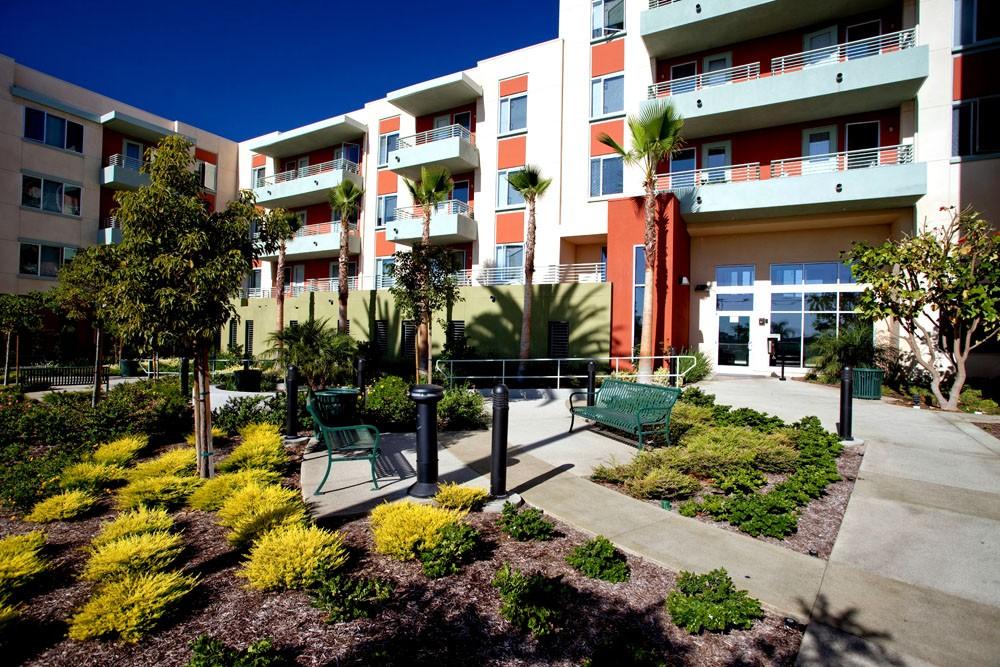 Long Beach Affordable Senior Housing
