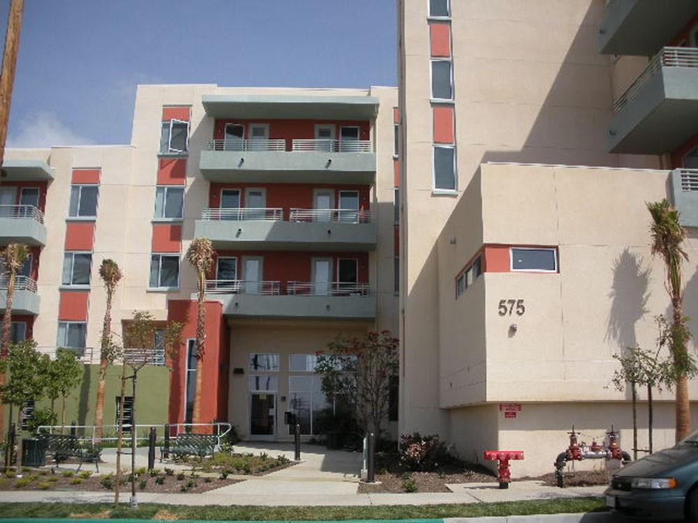 Long Beach Senior Housing Alpha Construction Co Inc