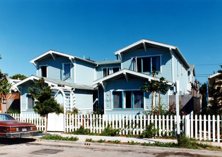 Ocean Park Cooperative Housing