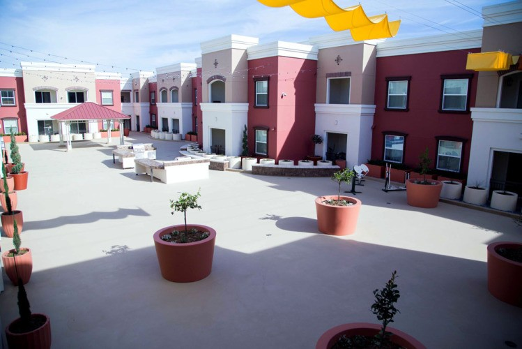 Perris Station Senior Apartments