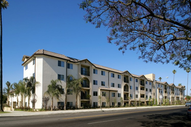 Pico Gramercy Affordable Apartments