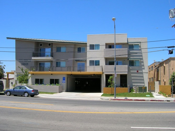 Saticoy Gardens Family Housing