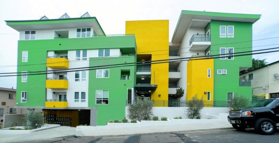 Burlington Family Apartments